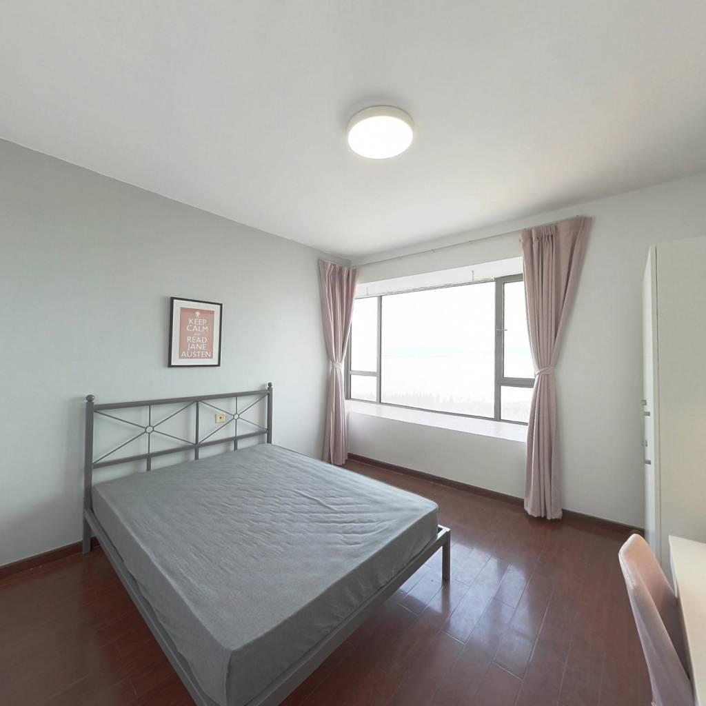 合租·世茂江滨花园瑞景湾 5室1厅 南卧室图