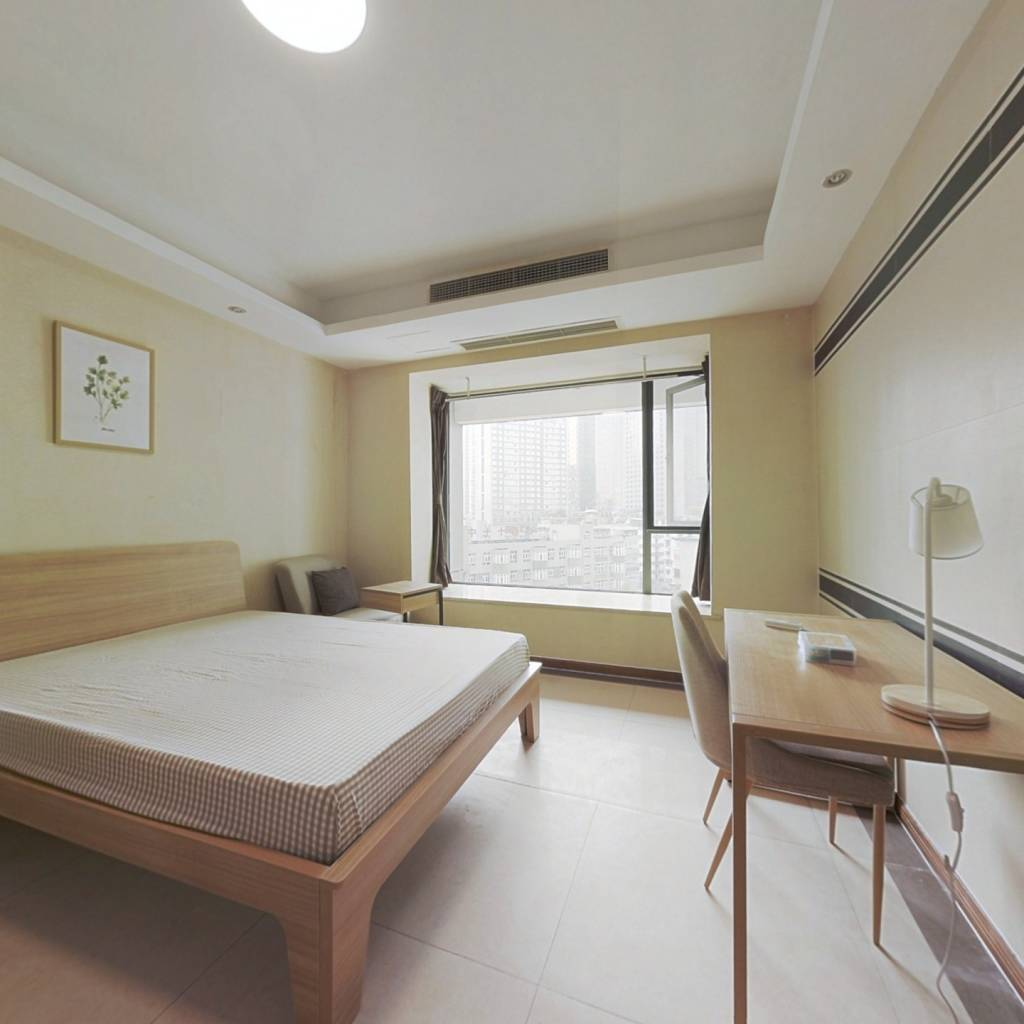 合租·蓉上坊二期 3室1厅 西卧室图