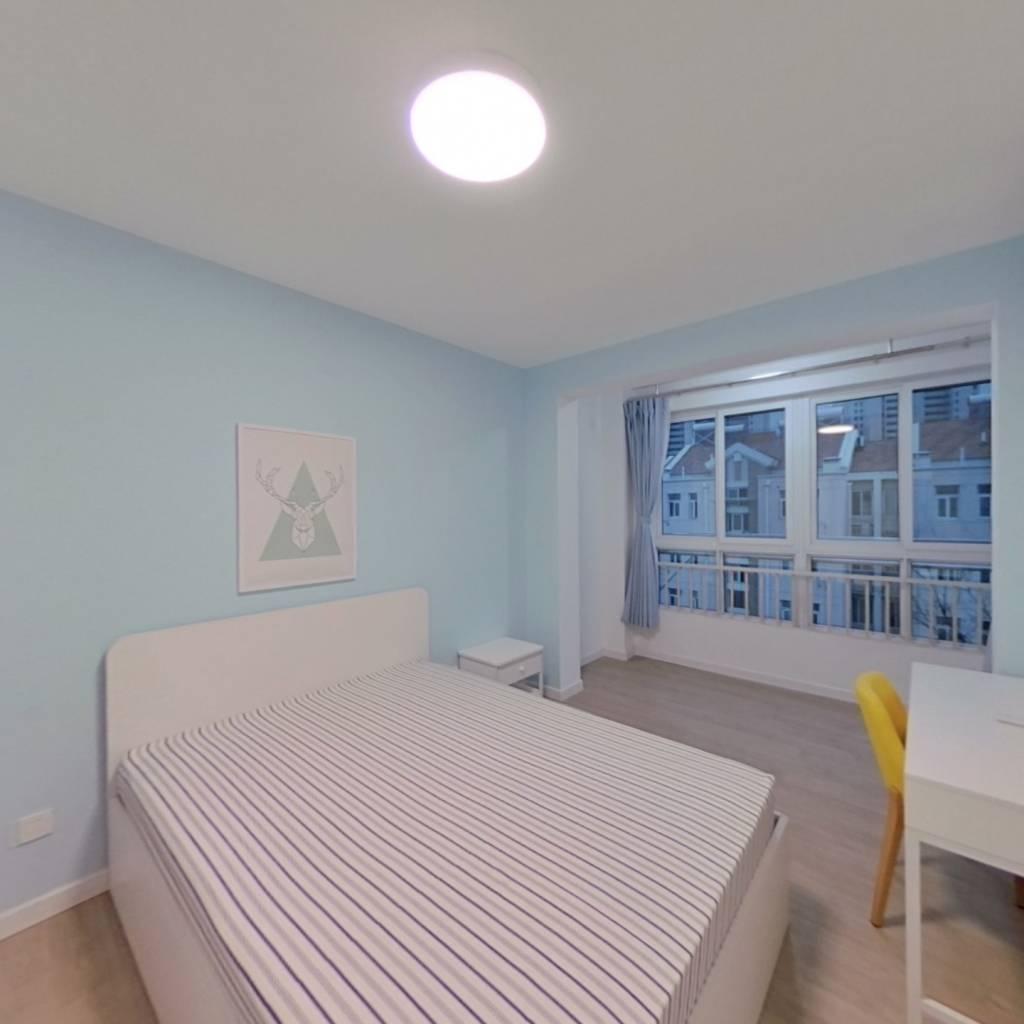 整租·百水芊城云水坊 2室1厅 南卧室图