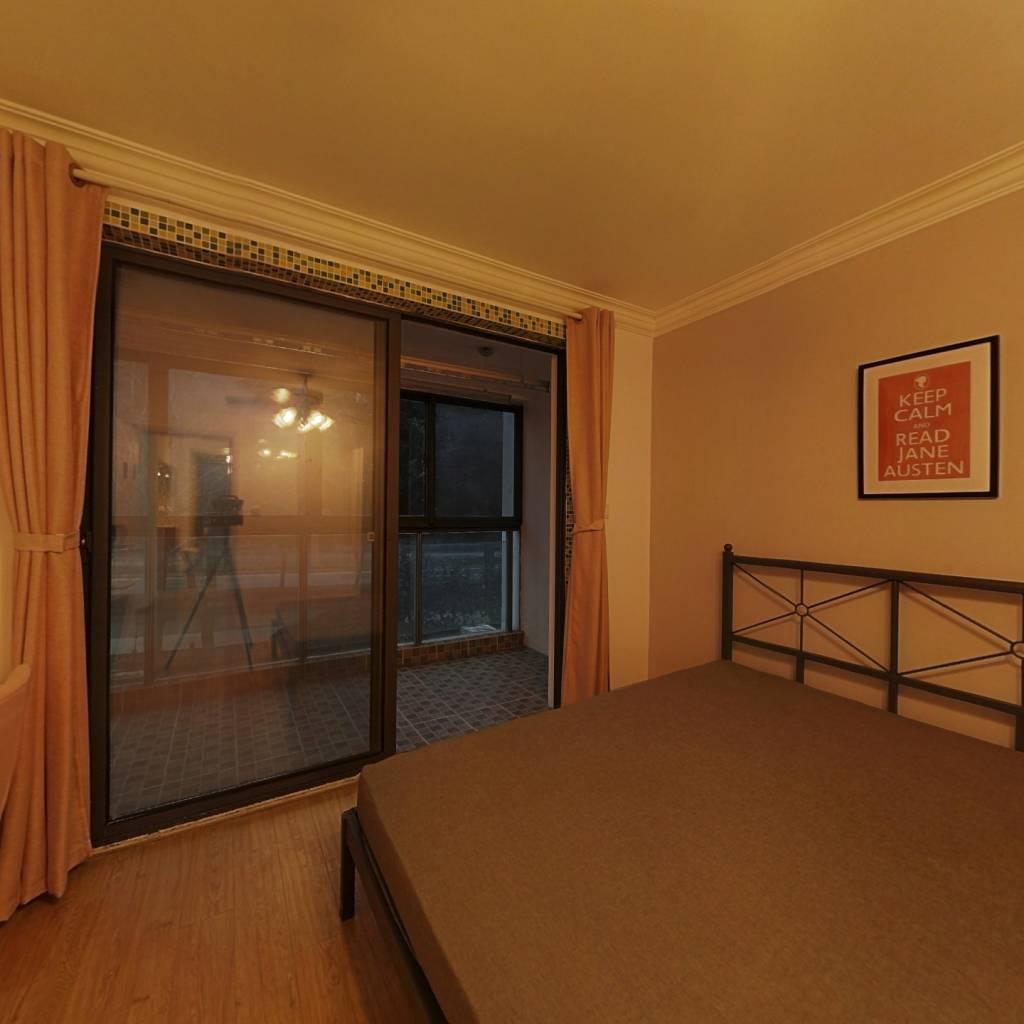 合租·文翔名苑(公寓) 3室1厅 南卧室图