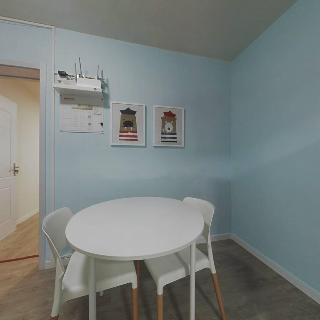 整租·长春小区 1室1厅 南卧室图