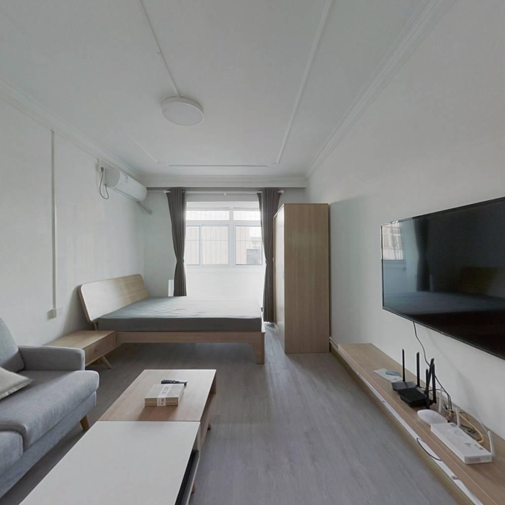 整租·宜川北里 1室1厅 东卧室图