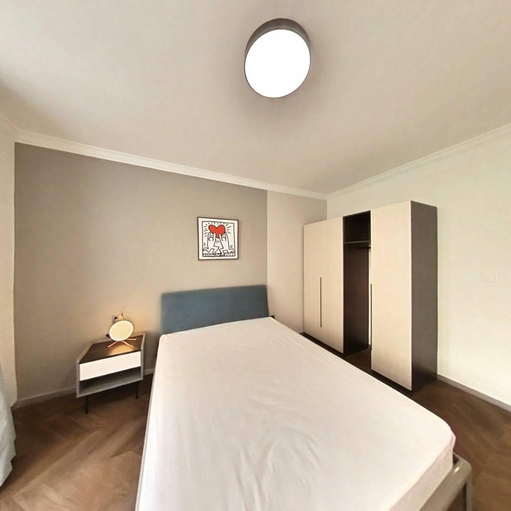 整租·东昌新村 1室1厅 南卧室图