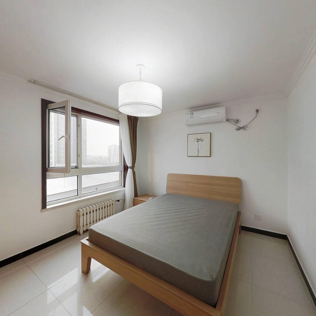 整租·合立方 2室1廳 南臥室圖