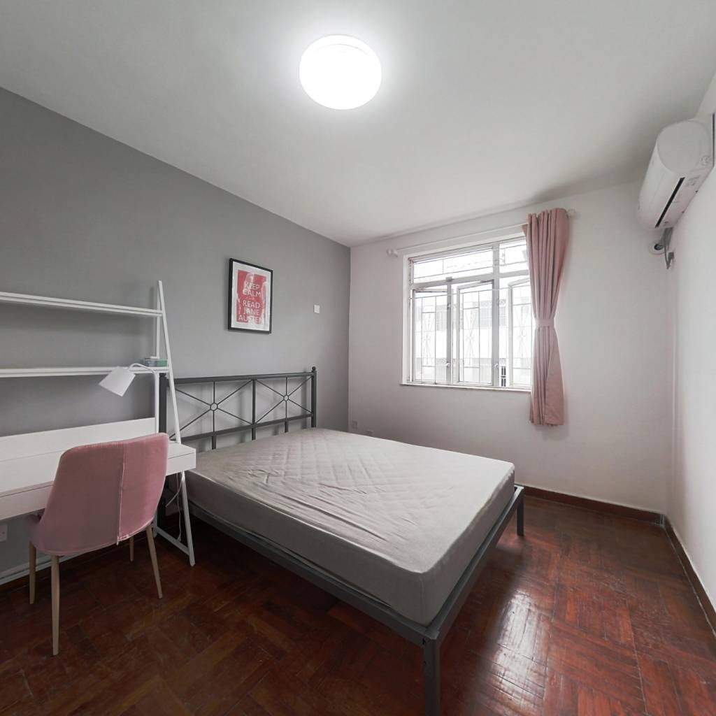 合租·福莲花园 3室1厅 南卧室图