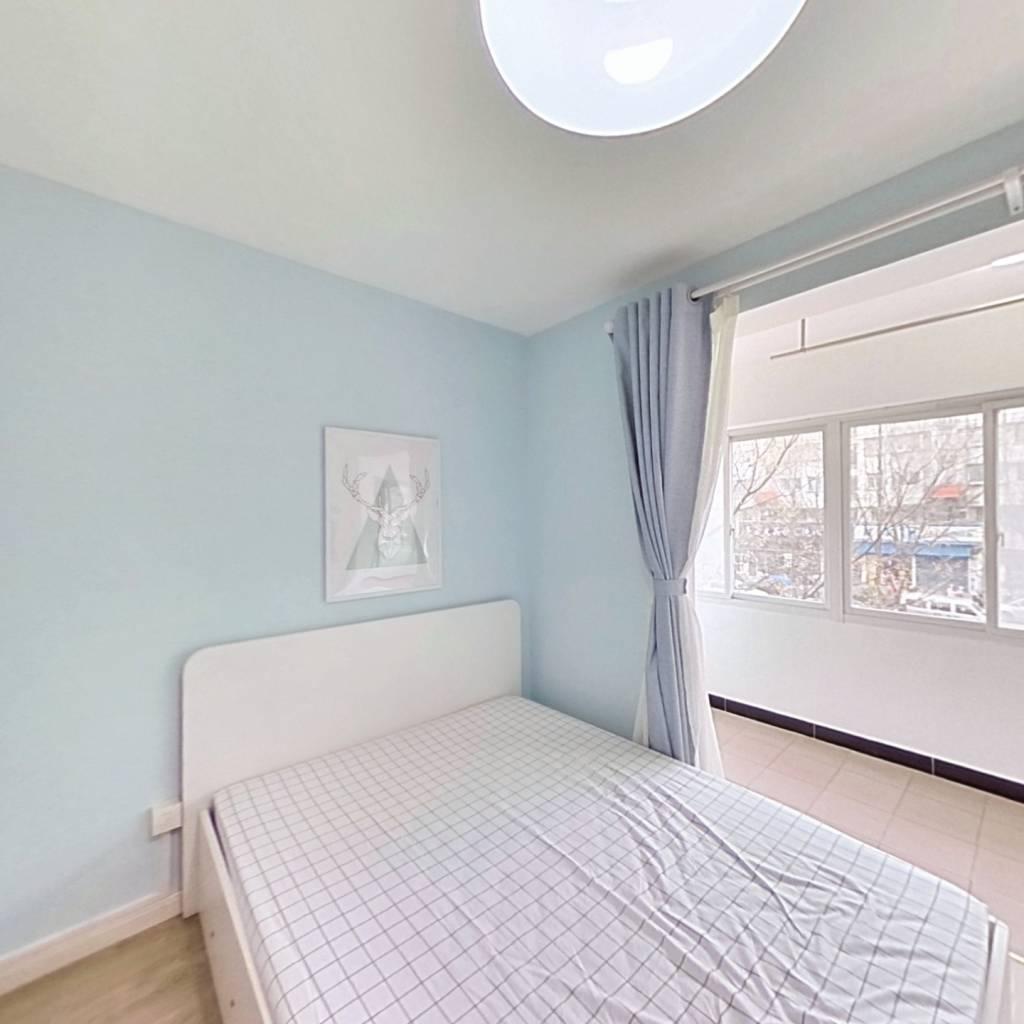整租·瑞金新村 1室1厅 南卧室图
