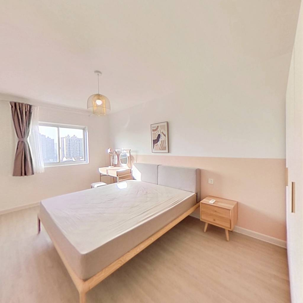 整租·虹桥明珠公寓 2室1厅 南卧室图
