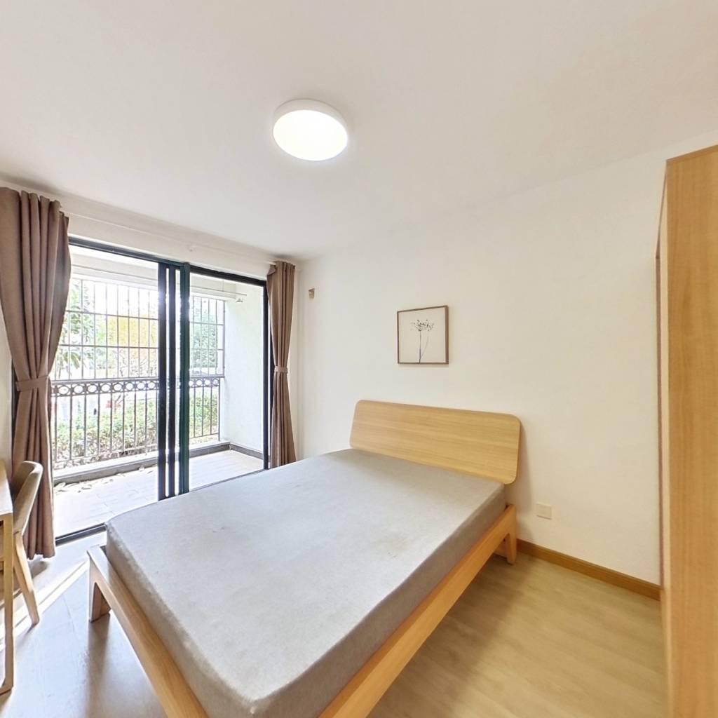 整租·新凯一期 2室1厅 南卧室图