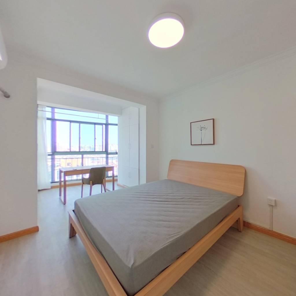 整租·新领地 1室1厅 南卧室图