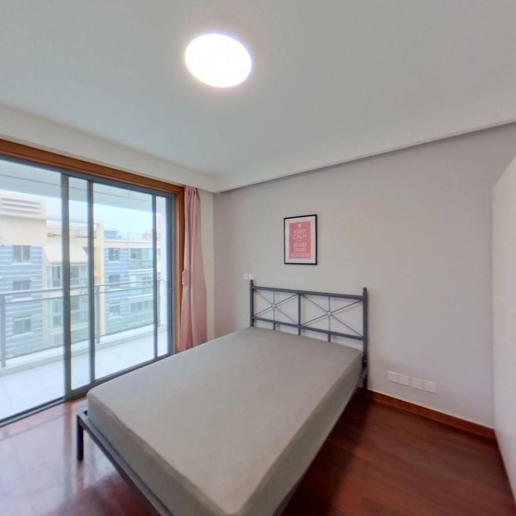 合租·柏林春天(一期) 4室1厅 南卧室图