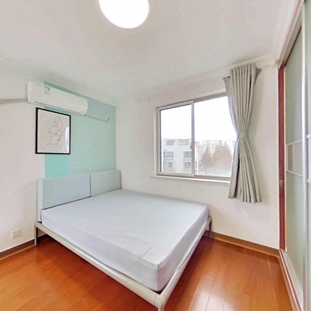 合租·河滨城市花园 6室1厅 南卧室图