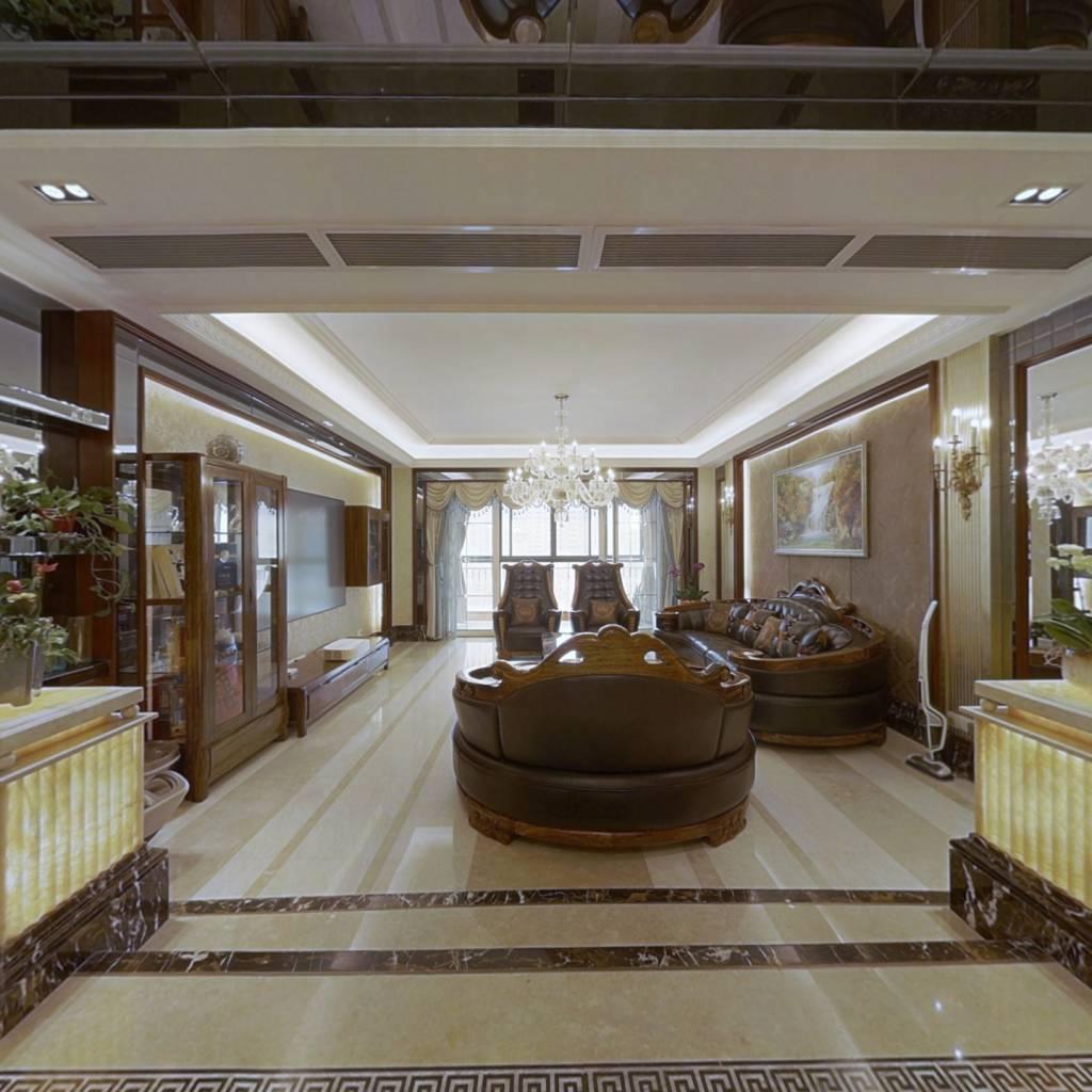 Luxury Decor 全屋地暖  品质纯实木家具 施华洛水晶灯