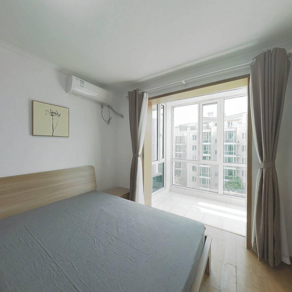 整租·龙鼎园 1室1厅 南卧室图