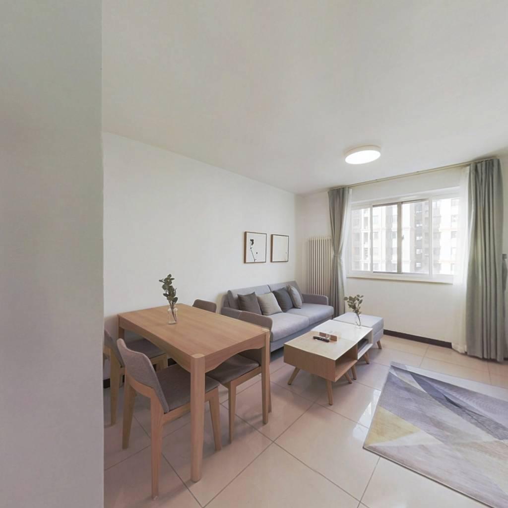 整租·首座御园一区二期 2室1厅 东北卧室图