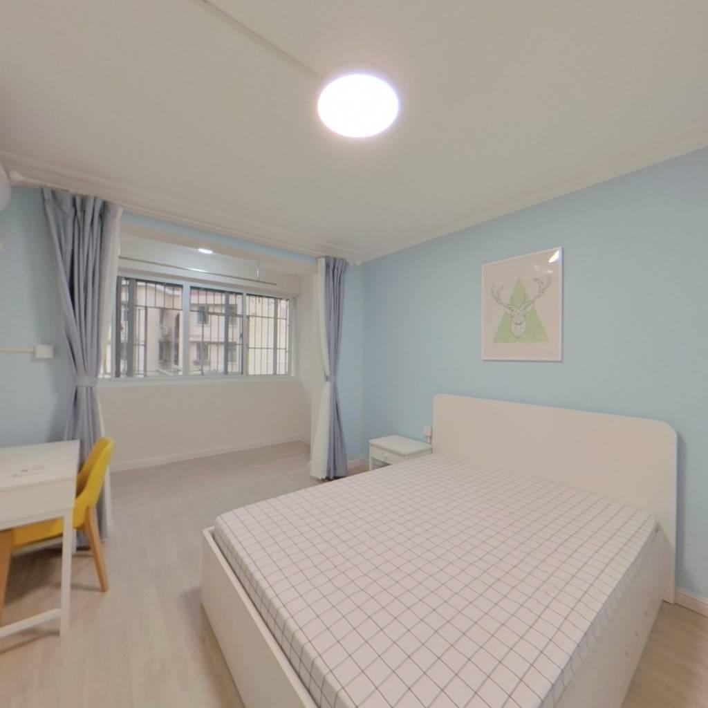 整租·静安新城四区 2室1厅 南卧室图