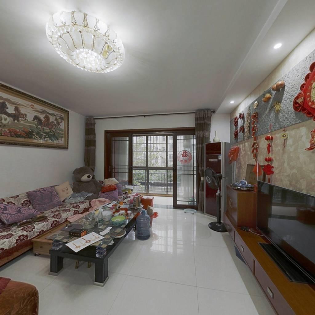 天心区政府单位房 业主自住装修 做成5房 可直接入住