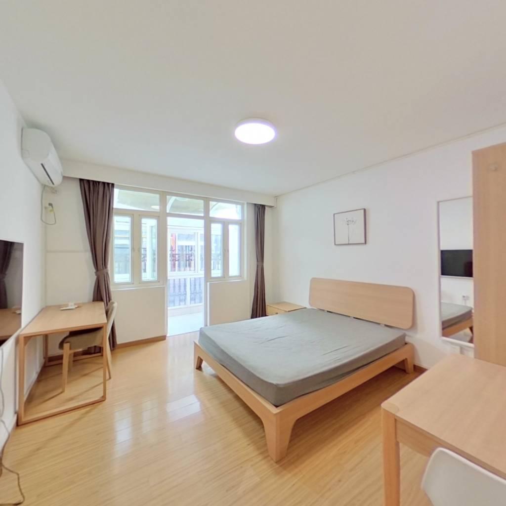 整租·平和里 1室1厅 南卧室图
