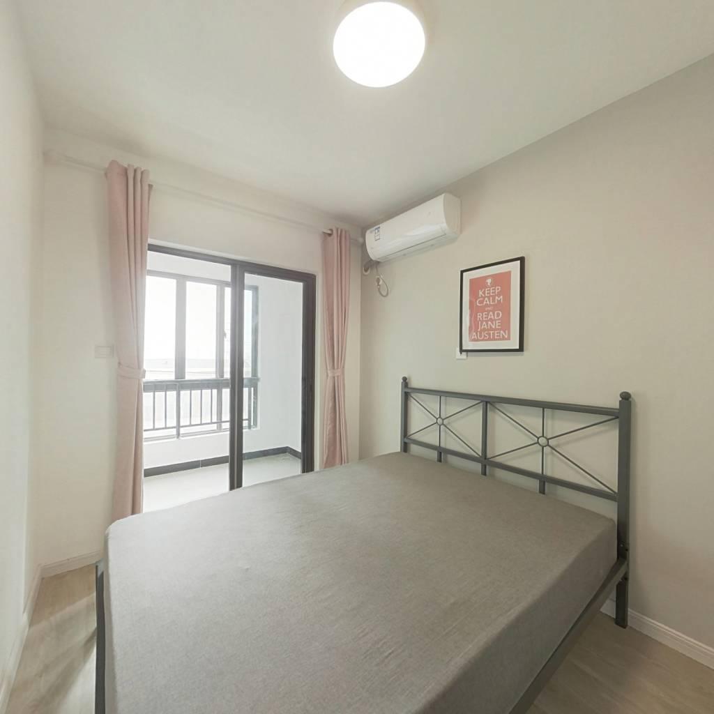 合租·塘和家园海康苑 3室1厅 北卧室图