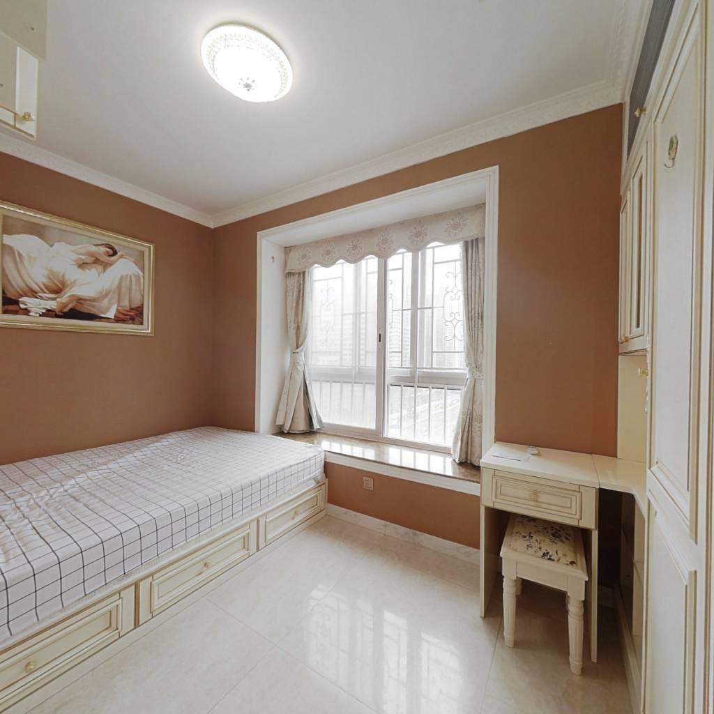 整租·彩福大厦 2室1厅 南卧室图