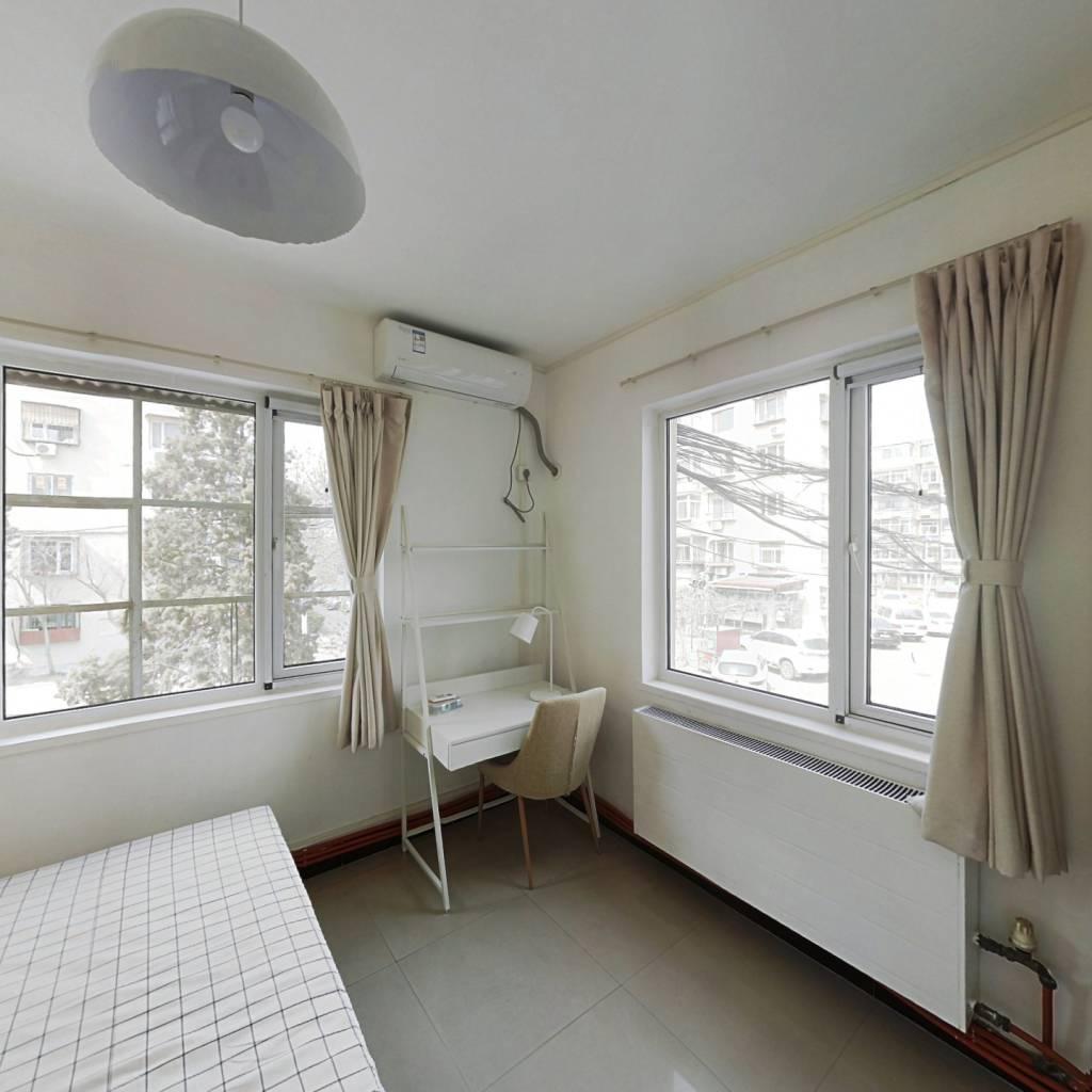 合租·华宁南里 2室1厅 南卧室图