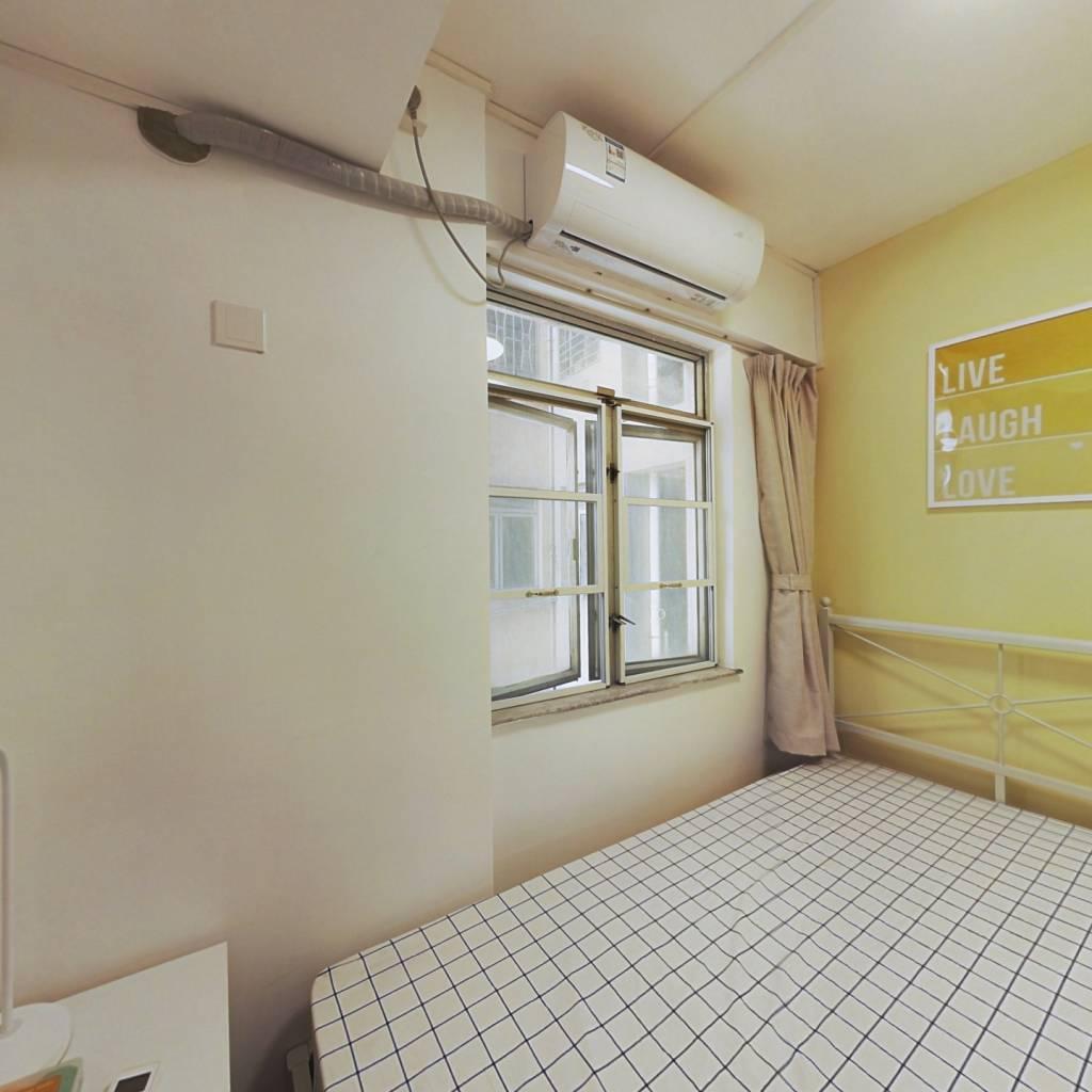 合租·天成大厦 4室1厅 东卧室图