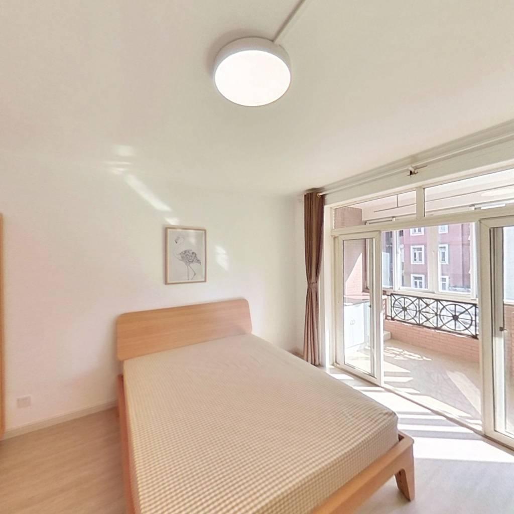 合租·新梅公寓一期 3室1厅 南卧室图