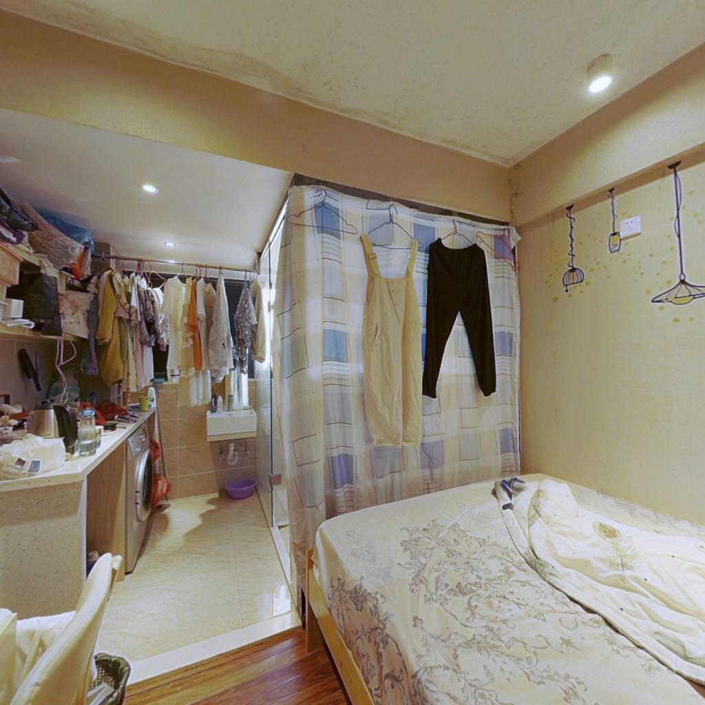 美亚芳邻精装单身公寓,户型方正,总价低