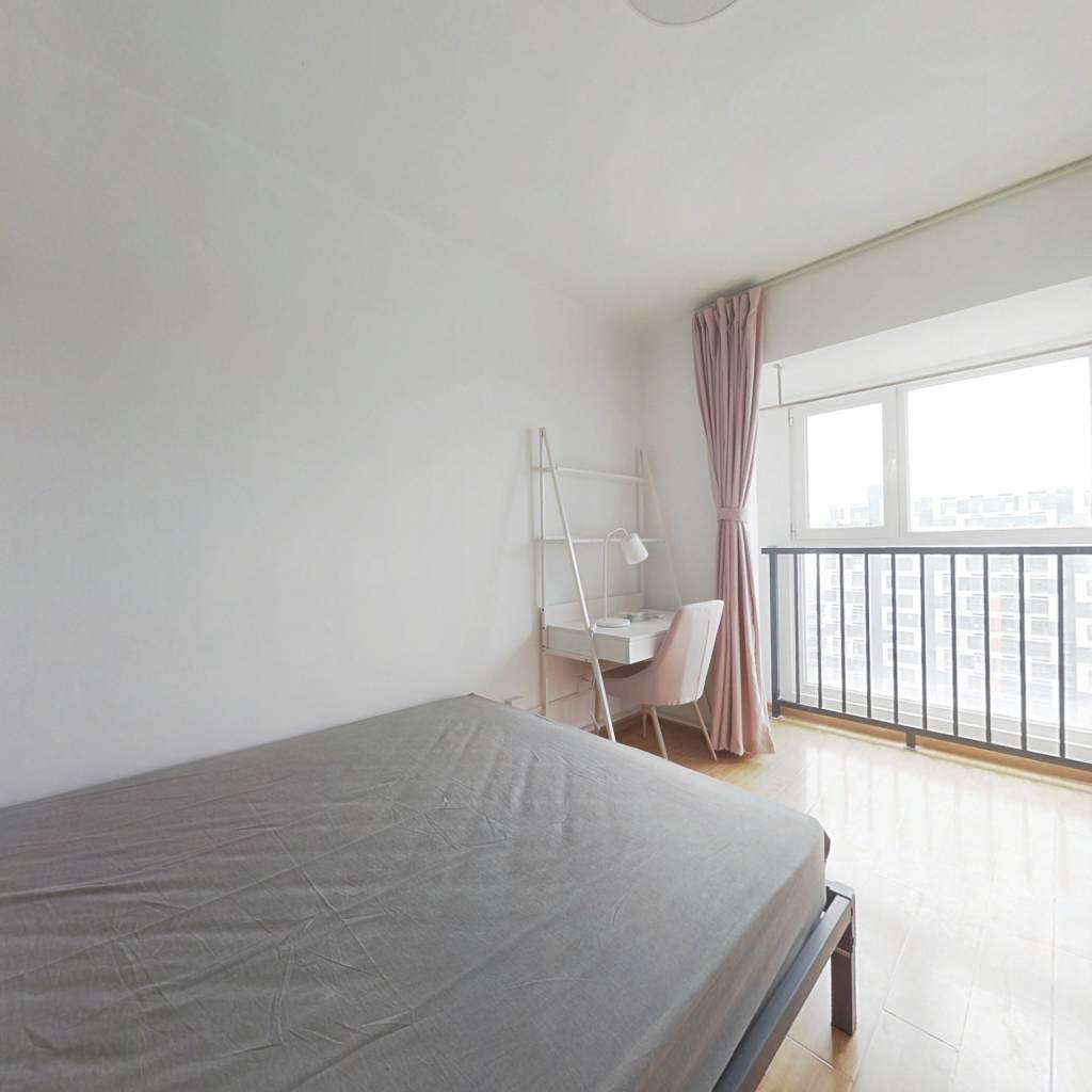 合租·广安﹒康馨家园 3室1厅 南卧室图