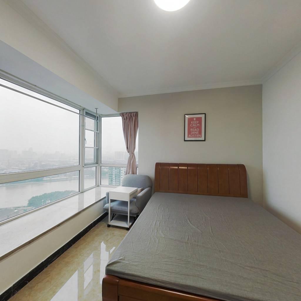 合租·辉洋苑 4室1厅 西卧室图