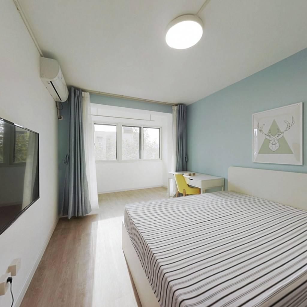 整租·凤凰街4号 2室1厅 南北卧室图
