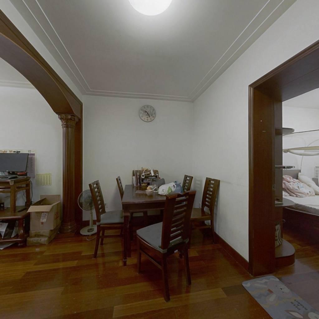 楼层好 中庭位置  全亮间 户型方正 朝南 采光充足