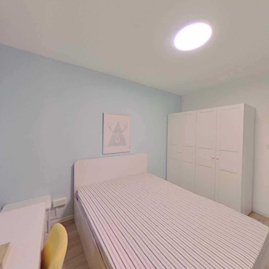 整租·天坛村小区 2室1厅 南卧室图