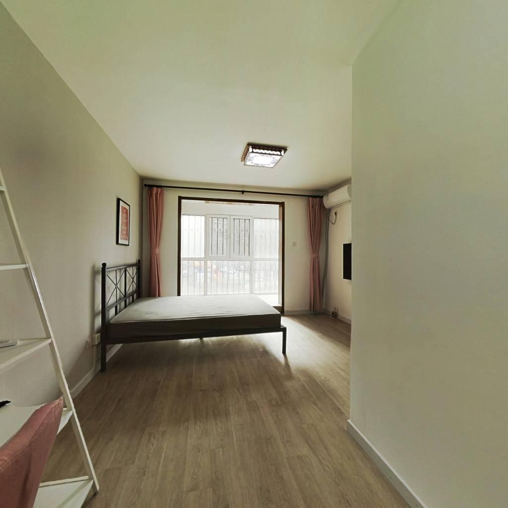 合租·万润风景 3室1厅 西南卧室图