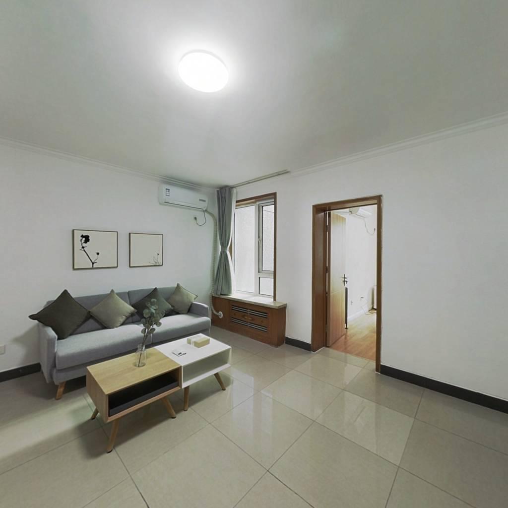 整租·龙鼎园 2室1厅 南北卧室图