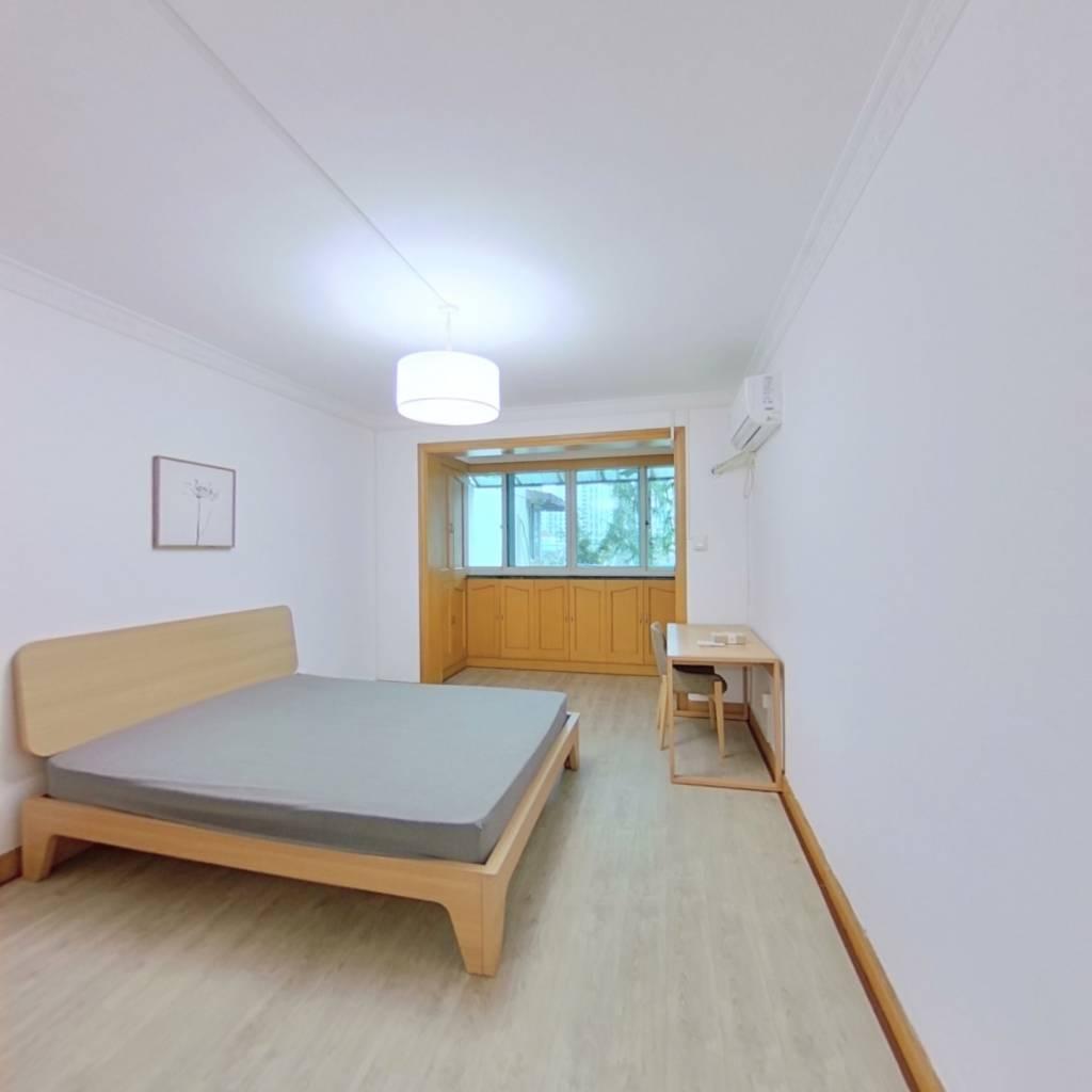 整租·瞿西新村 2室1厅 南卧室图