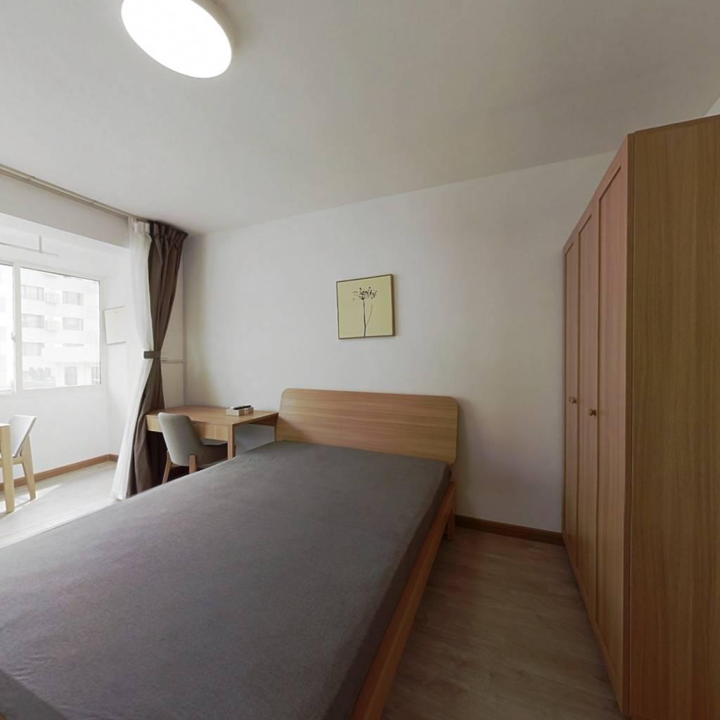 整租·凤凰西街223号 2室1厅 南北卧室图