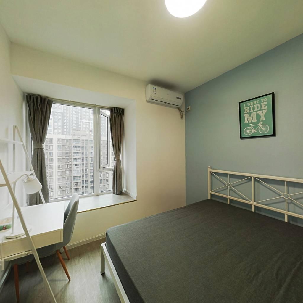 合租·慕和南道 5室1厅 西卧室图
