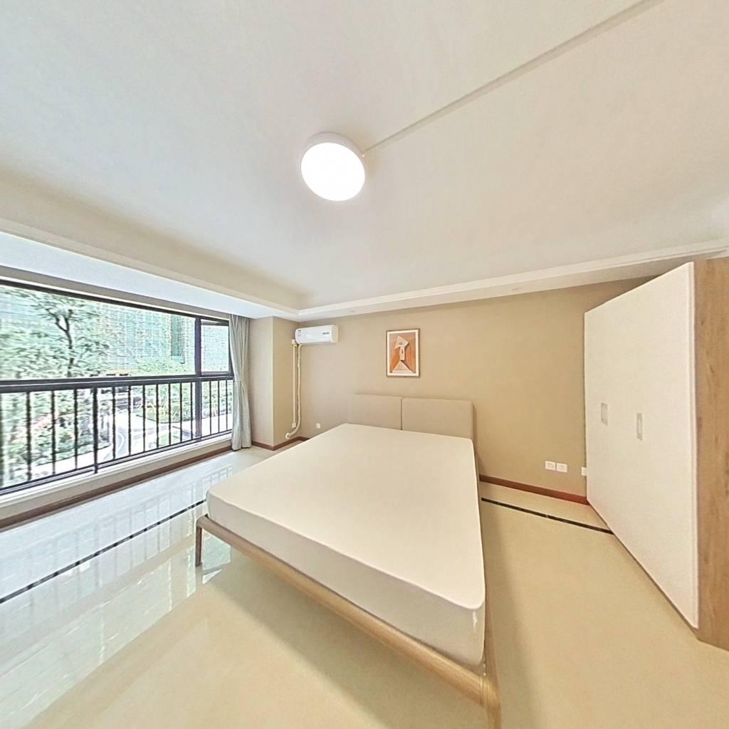 合租·滨江和城 5室1厅 西北卧室图