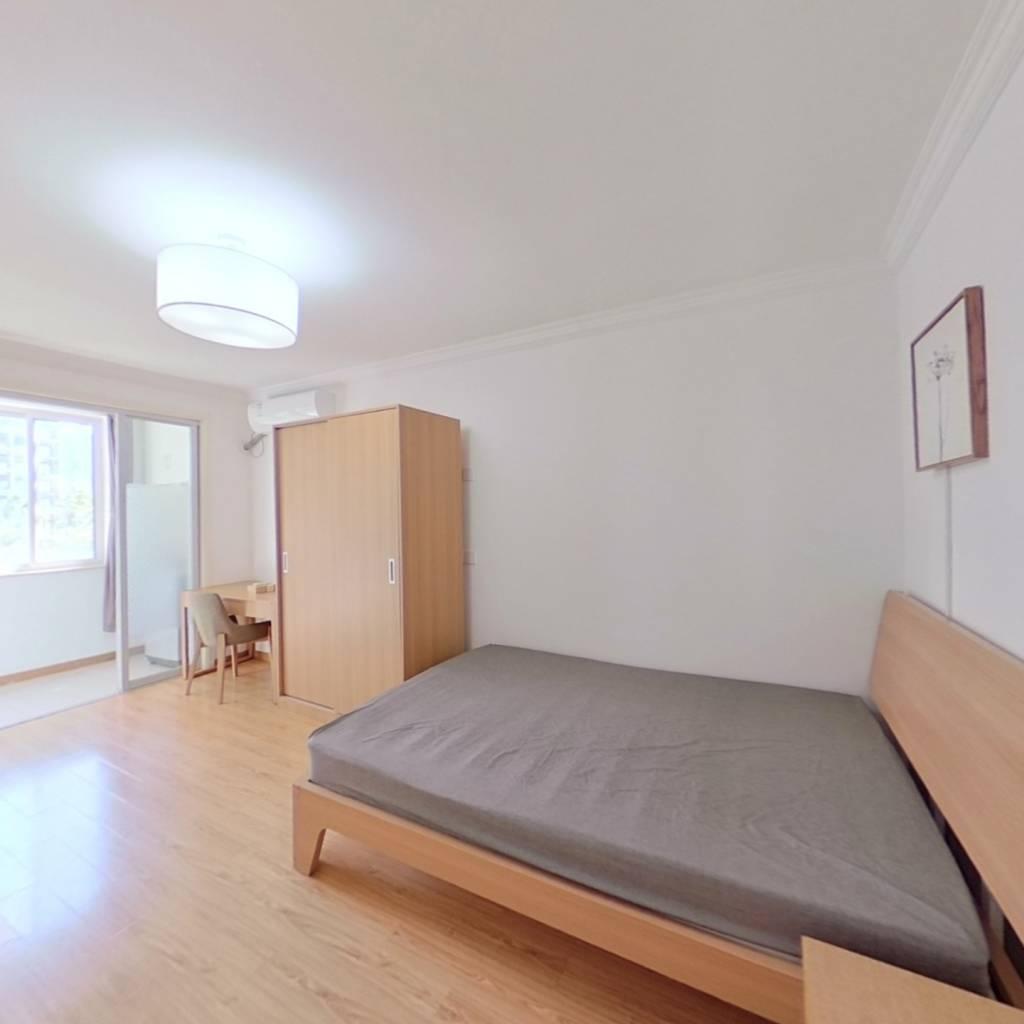 整租·南星小区 2室1厅 南卧室图