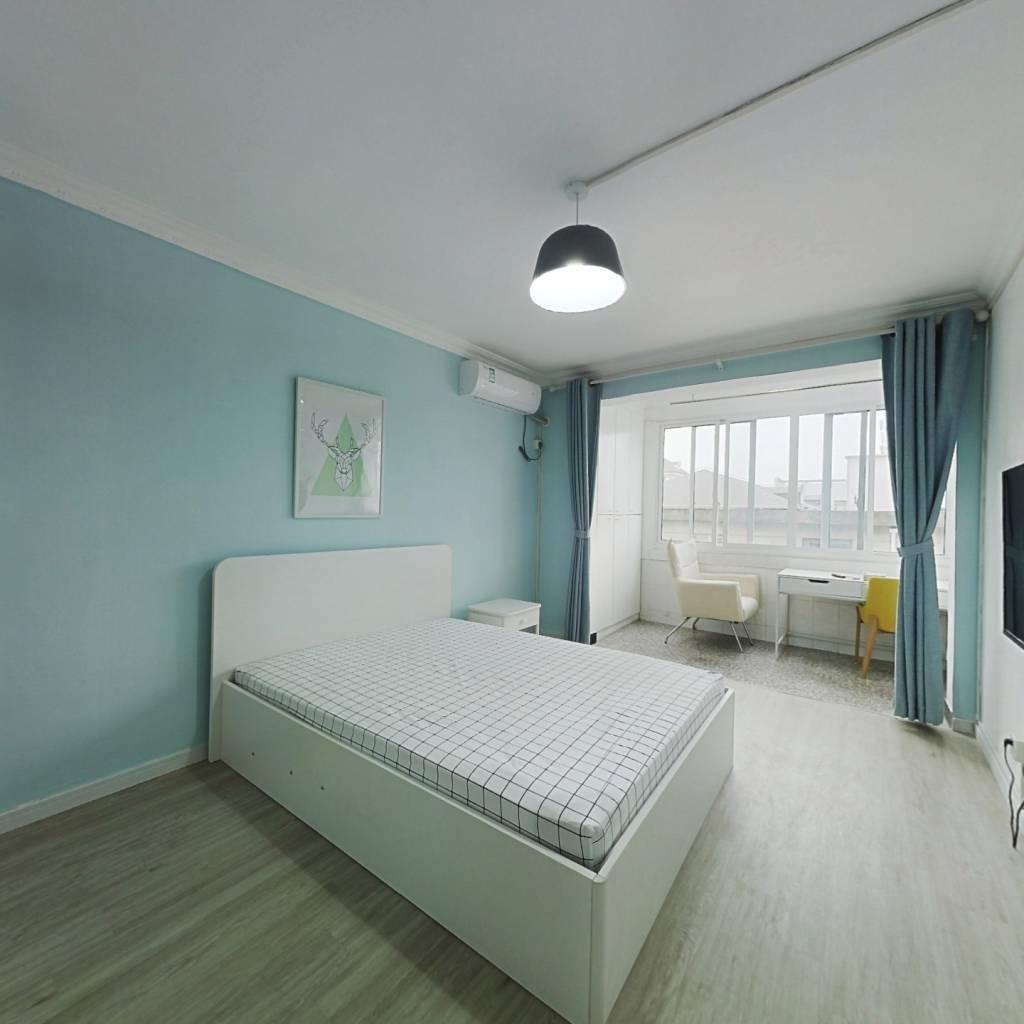 整租·三皇桥小区 1室1厅 南卧室图