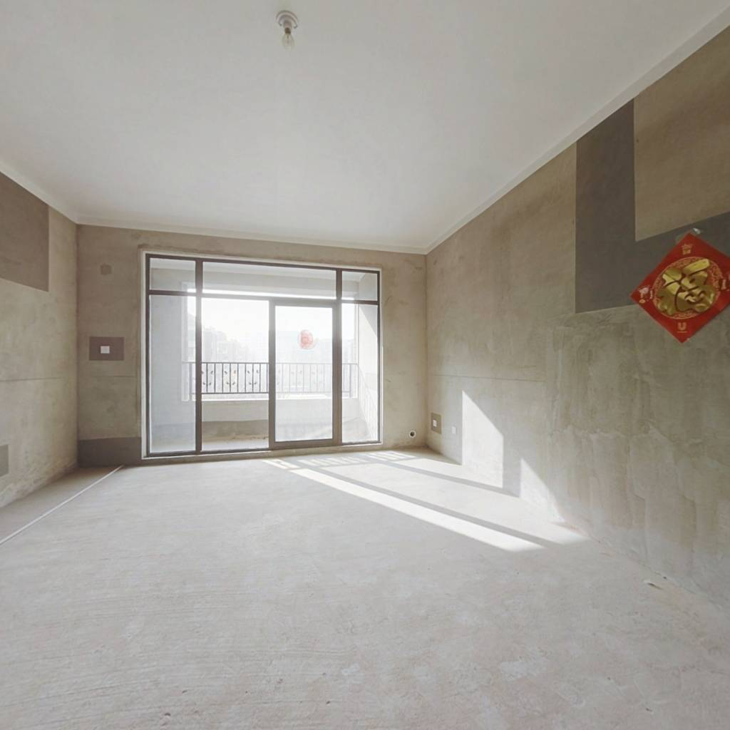 整租·豫发大运城蓝山公馆 3室1厅 南