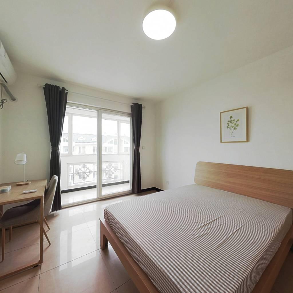 整租·朱辛庄北区 2室1厅 南卧室图