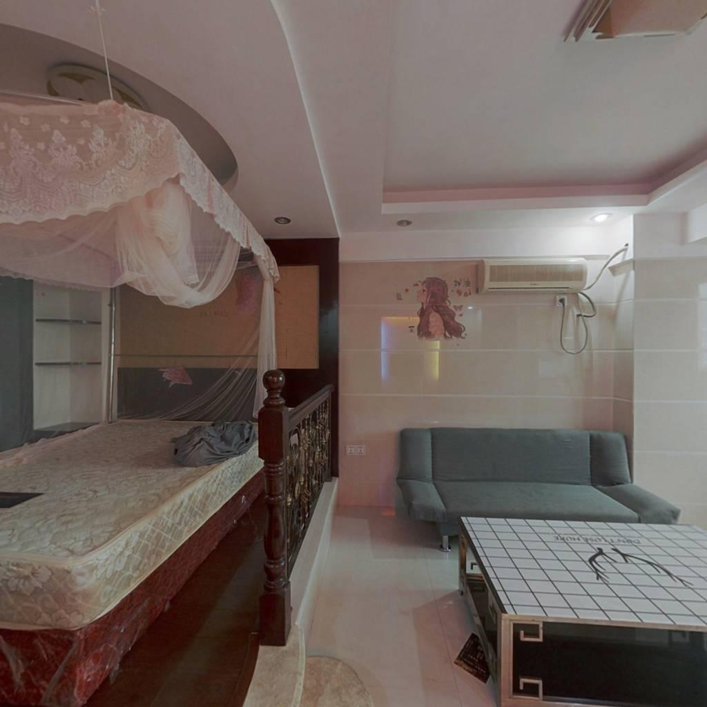 万豪国际公寓 1室0厅 北