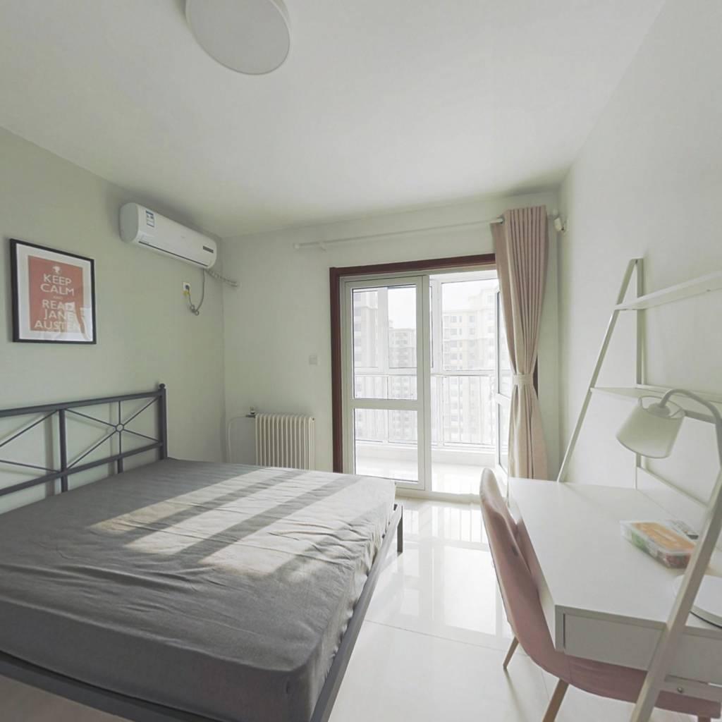 合租·国兴佳园 3室1厅 东卧室图