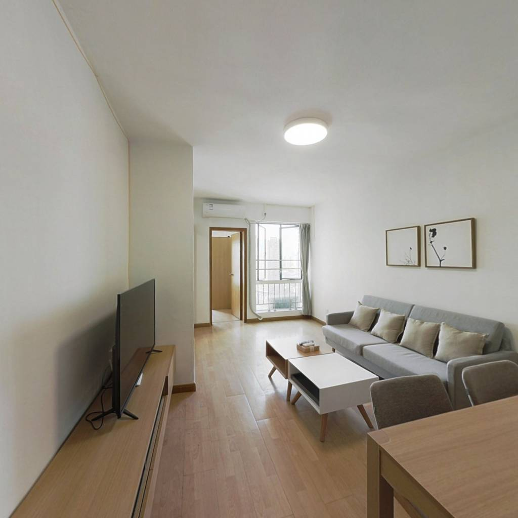 整租·聚龙大厦 2室1厅 西卧室图