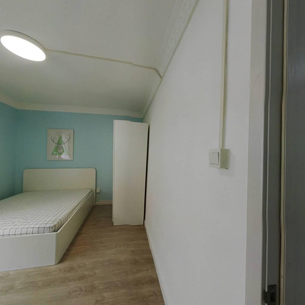 整租·巴林路60弄 2室1厅 南北卧室图