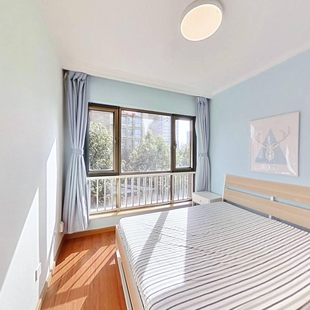 整租·中海凯旋门 1室1厅 南卧室图