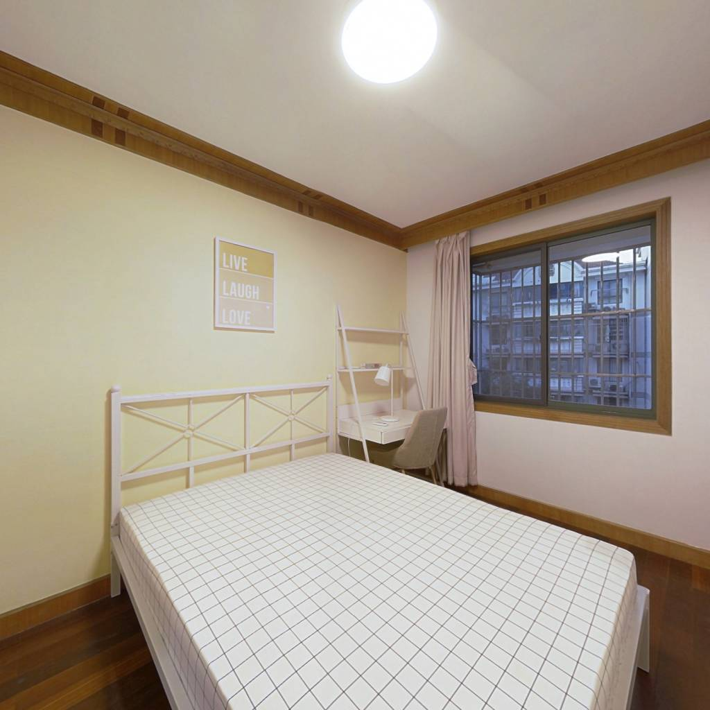 合租·广兴花园 5室1厅 北卧室图