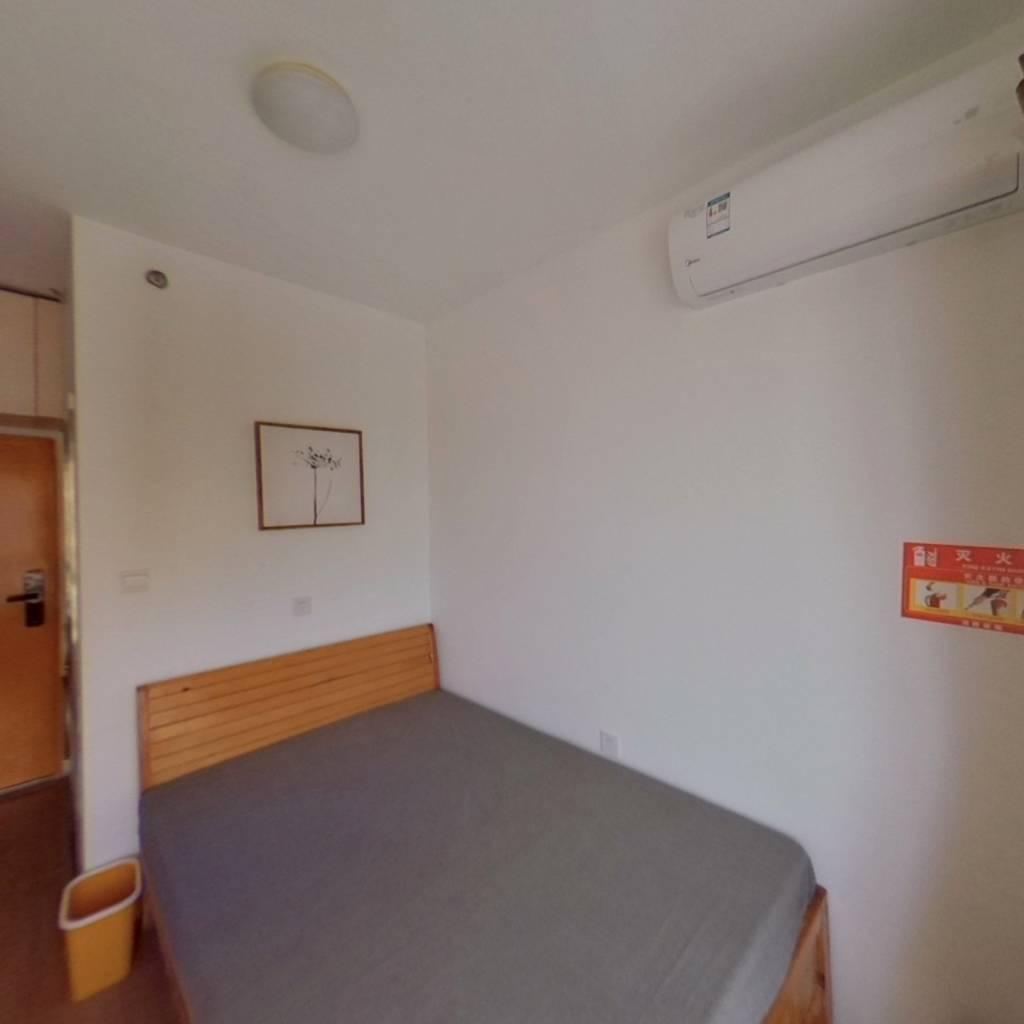 整租·万乐城(商业类) 1室1厅 北卧室图