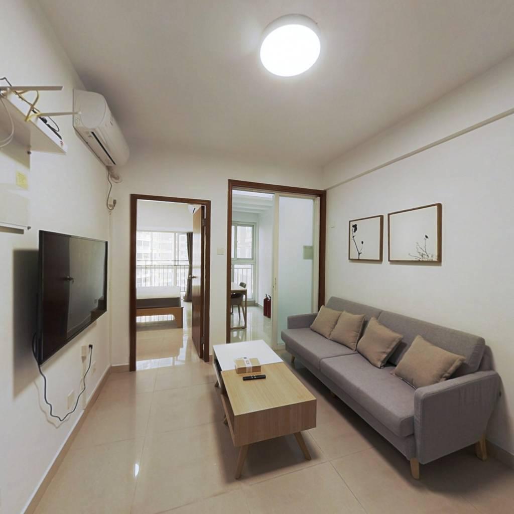 整租·友邻公寓 2室1厅 南卧室图